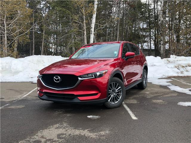 2017 Mazda CX-5 GS (Stk: 21051A) in Fredericton - Image 1 of 9