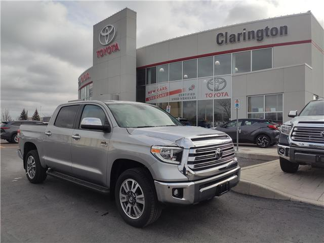 2021 Toyota Tundra Platinum (Stk: 21216) in Bowmanville - Image 1 of 7