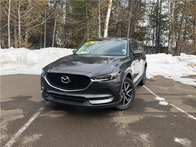 2017 Mazda CX-5 GT (Stk: 21075A) in Fredericton - Image 1 of 10