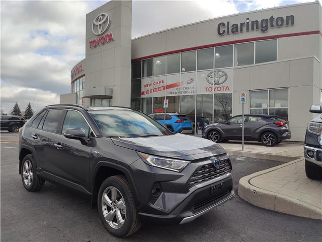 2021 Toyota RAV4 Hybrid Limited (Stk: 21240) in Bowmanville - Image 1 of 7