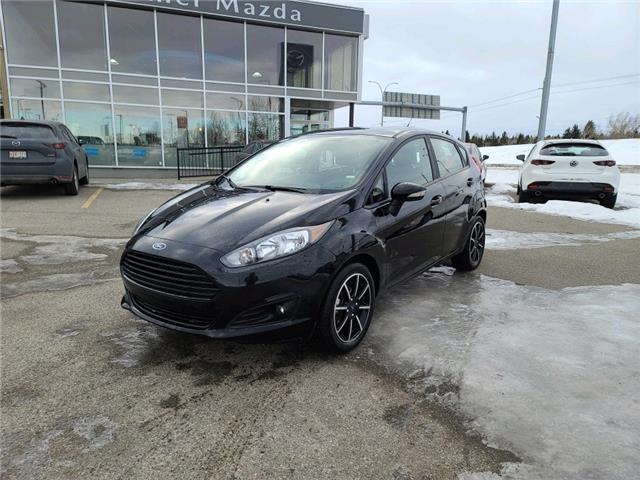 2019 Ford Fiesta SE (Stk: K8203) in Calgary - Image 1 of 18