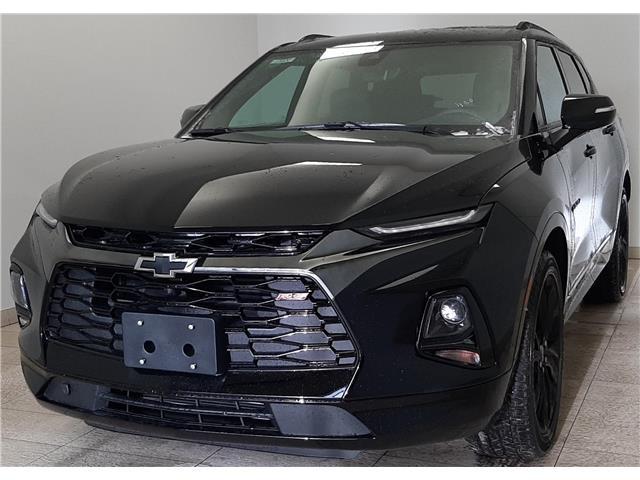 2021 Chevrolet Blazer RS (Stk: 11820) in Sudbury - Image 1 of 12