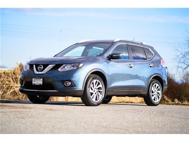 2014 Nissan Rogue SL (Stk: VW1215B) in Vancouver - Image 1 of 21
