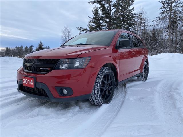2014 Dodge Journey SXT (Stk: 20155) in North Bay - Image 1 of 14