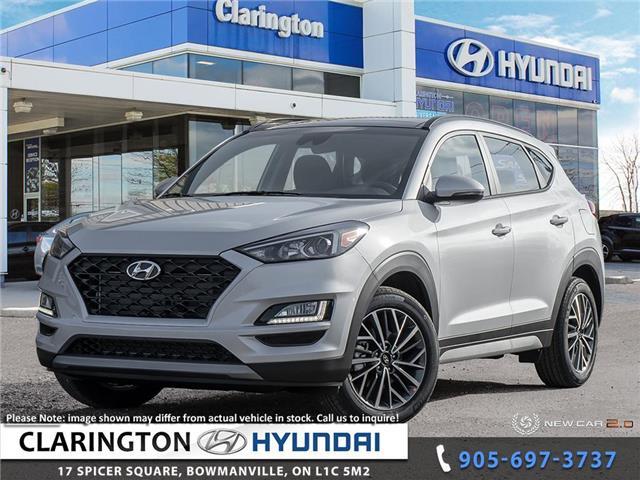 2021 Hyundai Tucson Preferred w/Trend Package (Stk: 20946) in Clarington - Image 1 of 24