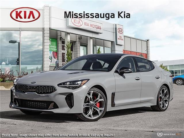 2021 Kia Stinger GT Limited w/Black Interior (Stk: ST21007) in Mississauga - Image 1 of 24