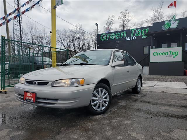 2000 Toyota Corolla LE (Stk: 5546) in Mississauga - Image 1 of 22