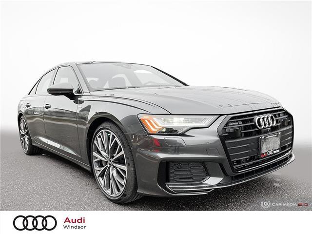 2021 Audi A6 55 Technik (Stk: 21064) in Windsor - Image 1 of 30