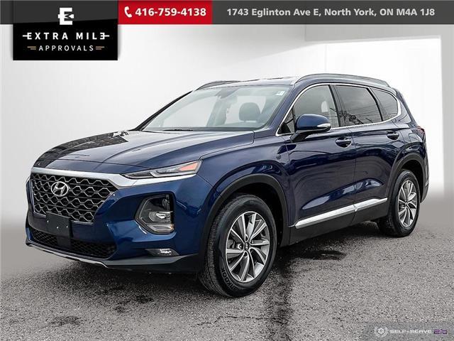 2019 Hyundai Santa Fe Preferred 2.4 (Stk: SP0590) in North York - Image 1 of 24