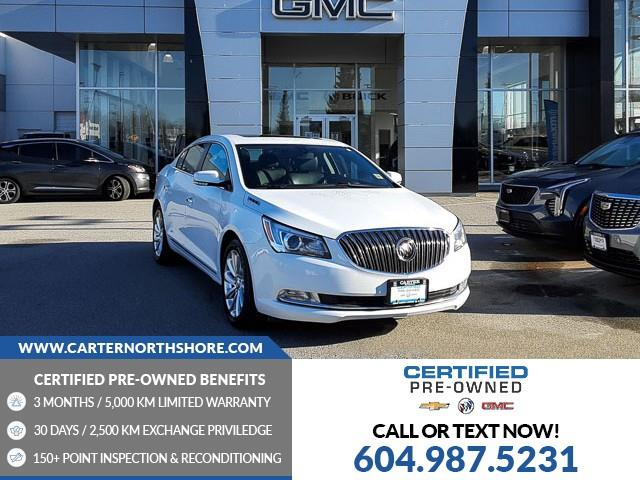 2014 Buick LaCrosse Leather (Stk: 9K60991) in North Vancouver - Image 1 of 28