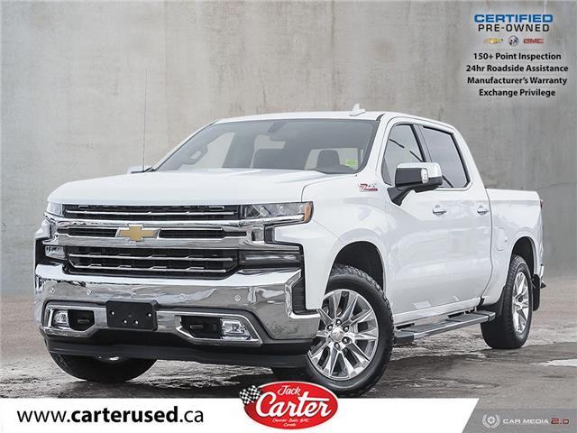 2020 Chevrolet Silverado 1500 LTZ (Stk: 101628U) in Calgary - Image 1 of 28