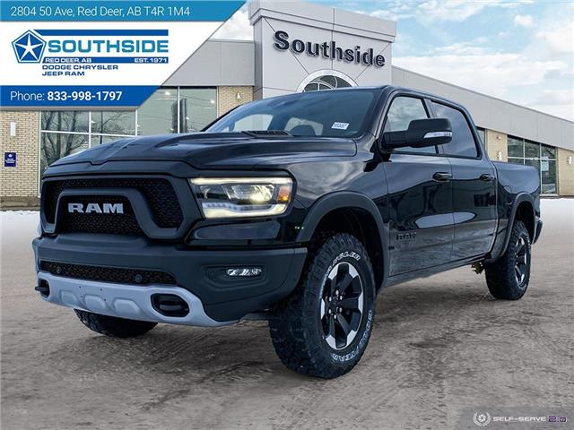 2021 RAM 1500 Rebel (Stk: W2127) in Red Deer - Image 1 of 25