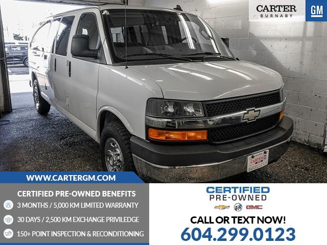 2018 Chevrolet Express 3500 LT (Stk: P9-63300) in Burnaby - Image 1 of 24