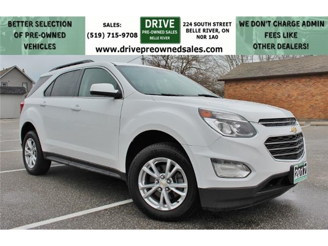 2017 Chevrolet Equinox LT (Stk: D0330) in Belle River - Image 1 of 27