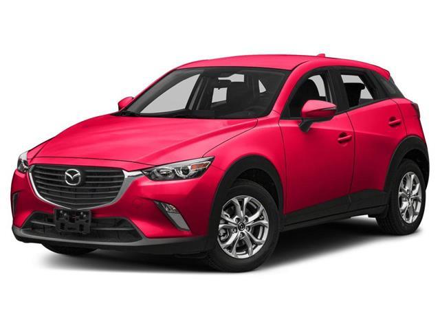 2017 Mazda CX-3 GS (Stk: U01) in Fredericton - Image 1 of 9
