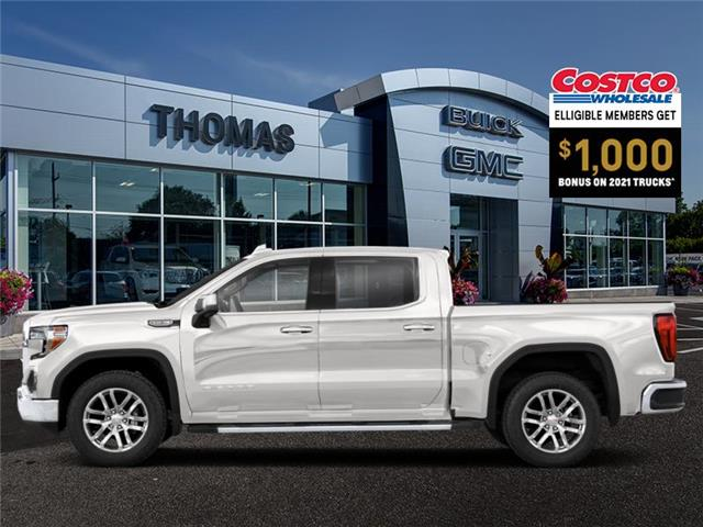 2021 GMC Sierra 1500 AT4 (Stk: T91404) in Cobourg - Image 1 of 1