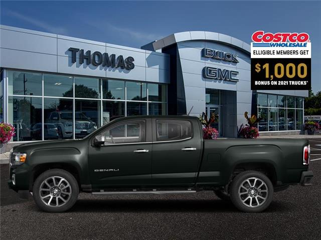 2021 GMC Canyon Denali (Stk: T98283) in Cobourg - Image 1 of 1