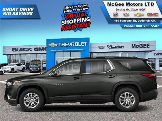 2021 Chevrolet Traverse LT Cloth (Stk: 126429) in Goderich - Image 1 of 1