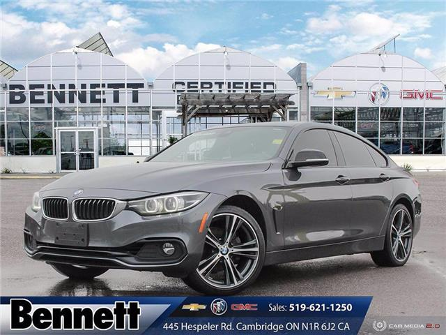 2018 BMW 430i xDrive Gran Coupe (Stk: 210213A) in Cambridge - Image 1 of 27