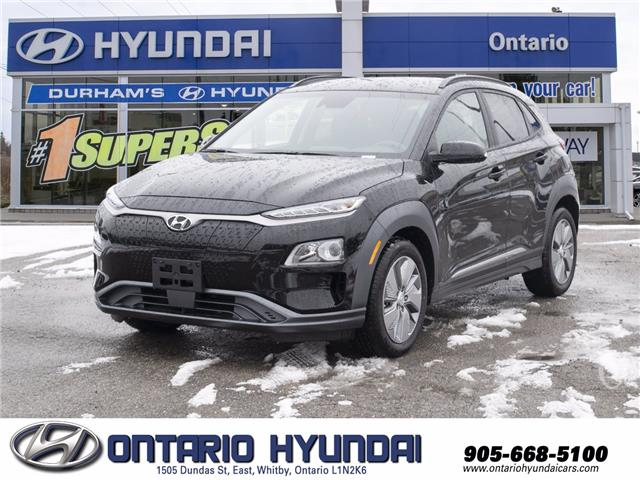 2021 Hyundai Kona EV Preferred (Stk: 110555) in Whitby - Image 1 of 20