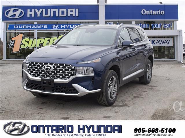 2021 Hyundai Santa Fe Preferred (Stk: 313974) in Whitby - Image 1 of 18