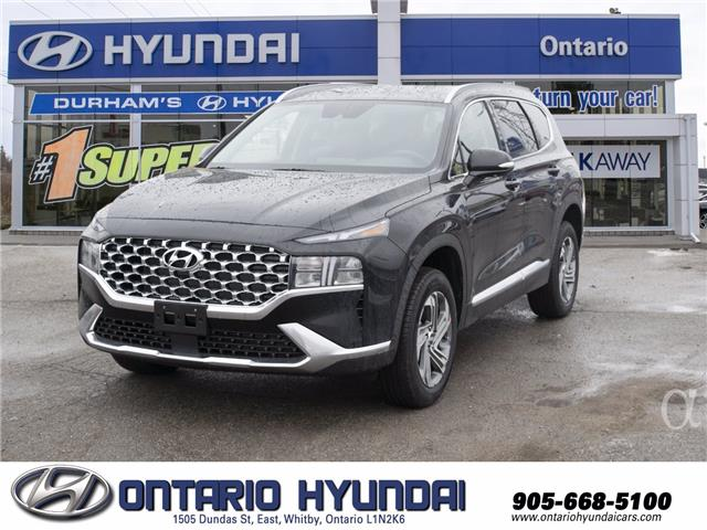 2021 Hyundai Santa Fe Preferred w/Trend Package (Stk: 317130) in Whitby - Image 1 of 18
