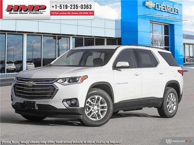 2021 Chevrolet Traverse LT Cloth (Stk: 89338) in Exeter - Image 1 of 22
