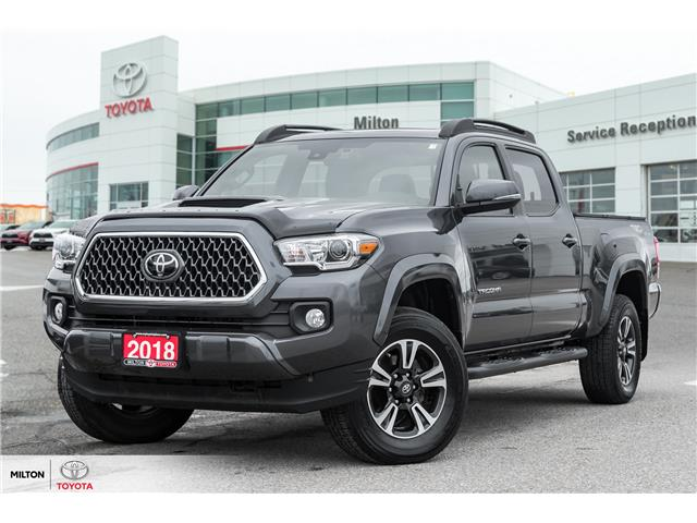 2018 Toyota Tacoma SR5 (Stk: 038364A) in Milton - Image 1 of 23