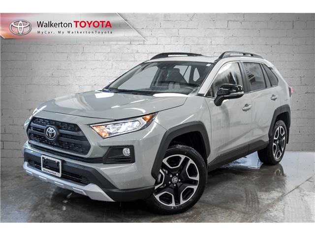 2021 Toyota RAV4 Trail (Stk: 21071) in Walkerton - Image 1 of 20