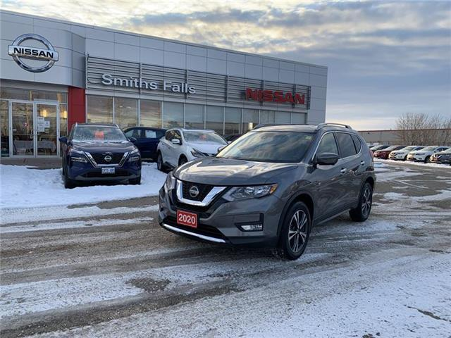 2020 Nissan Rogue SV (Stk: 21-035A) in Smiths Falls - Image 1 of 15