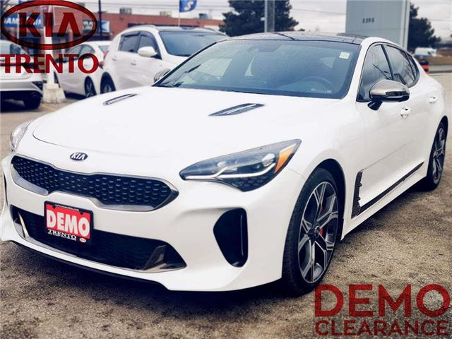 2020 Kia Stinger GT Limited w/Red Interior (Stk: D8304) in North York - Image 1 of 30