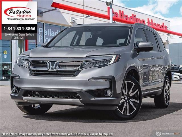 2021 Honda Pilot Touring 8P (Stk: 23024) in Greater Sudbury - Image 1 of 23