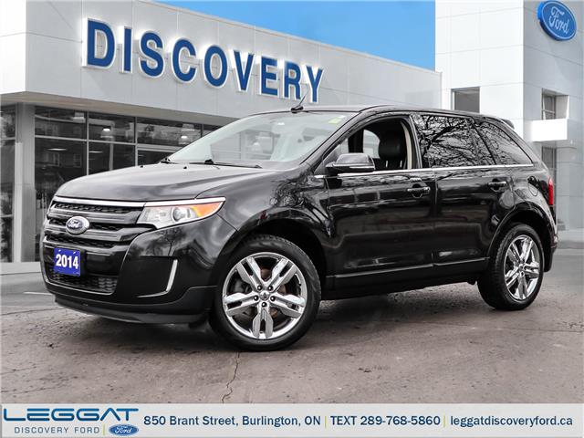 2014 Ford Edge Limited (Stk: 14-60137-T) in Burlington - Image 1 of 29