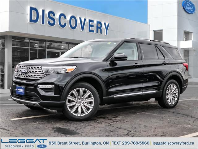 2021 Ford Explorer Limited (Stk: EX21-03885) in Burlington - Image 1 of 24