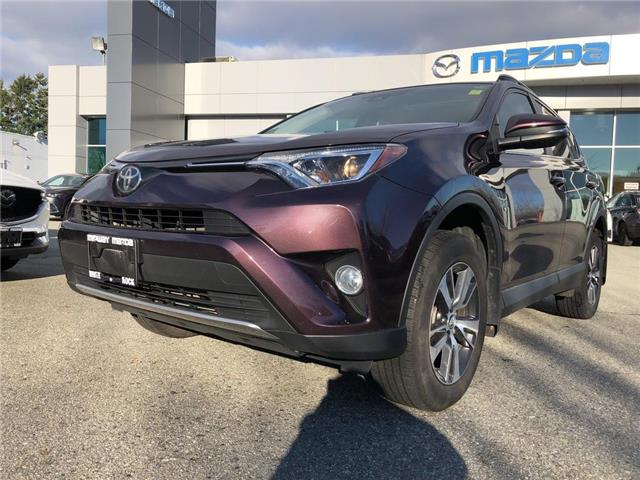 2017 Toyota RAV4 XLE (Stk: 508354J) in Surrey - Image 1 of 15