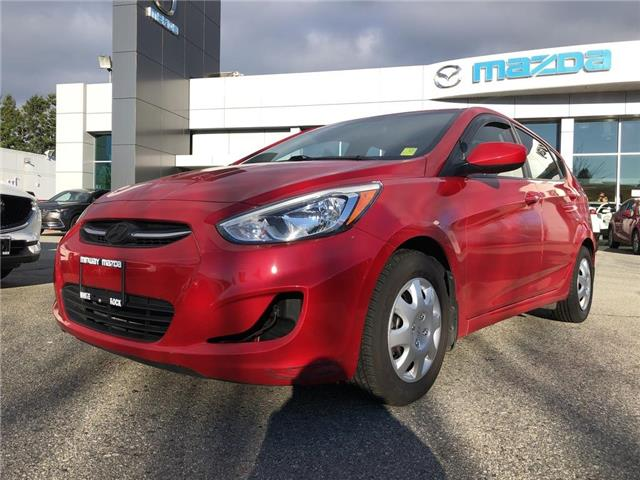2016 Hyundai Accent GL (Stk: 320428J) in Surrey - Image 1 of 15