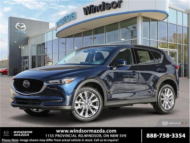2021 Mazda CX-5 GT (Stk: C520165) in Windsor - Image 1 of 23