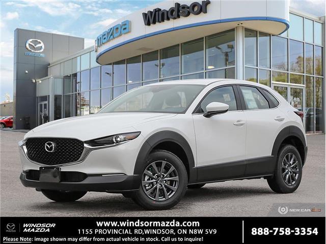 2021 Mazda CX-30 GX (Stk: X332377) in Windsor - Image 1 of 23