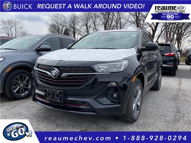 2021 Buick Encore GX Select (Stk: 21-0312) in LaSalle - Image 1 of 6