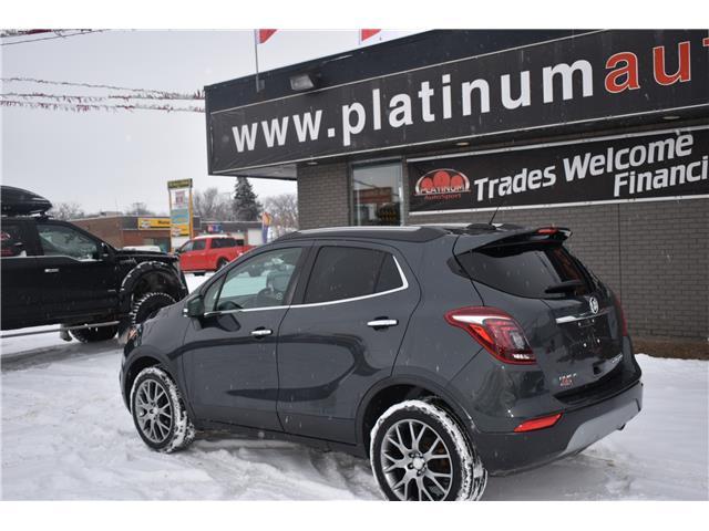 2017 Buick Encore Sport Touring (Stk: PP860) in Saskatoon - Image 1 of 20