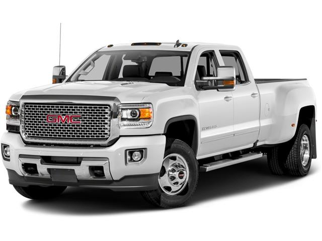 2016 GMC Sierra 3500HD Denali (Stk: 21-221A) in Kelowna - Image 1 of 1
