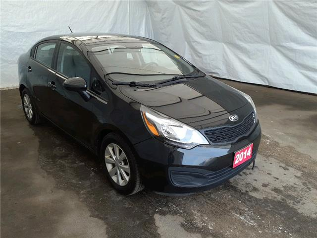 2014 Kia Rio EX (Stk: 2110551) in Thunder Bay - Image 1 of 17