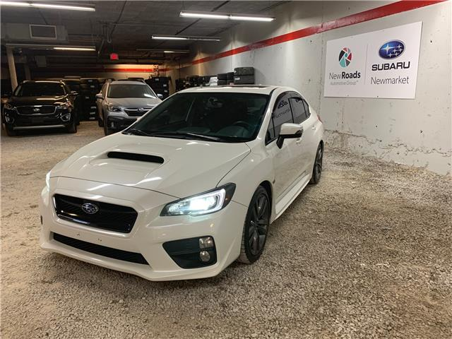2017 Subaru WRX Sport-tech (Stk: P905) in Newmarket - Image 1 of 11