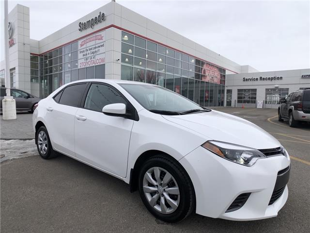 2016 Toyota Corolla LE (Stk: 9292A) in Calgary - Image 1 of 20