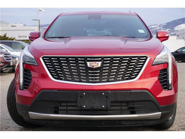 2021 Cadillac XT4 Premium Luxury (Stk: ) in Kelowna - Image 1 of 10