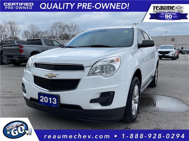 2013 Chevrolet Equinox LS 2GNALBEK5D6103856 21-0095A in LaSalle