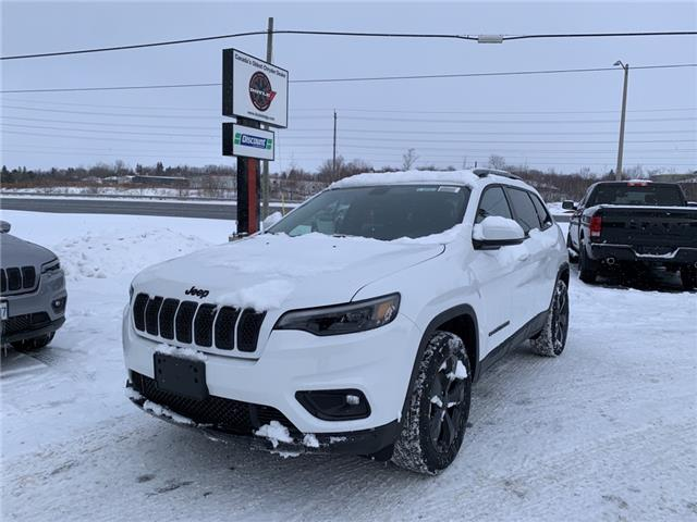 2021 Jeep Cherokee Altitude (Stk: 6692) in Sudbury - Image 1 of 20