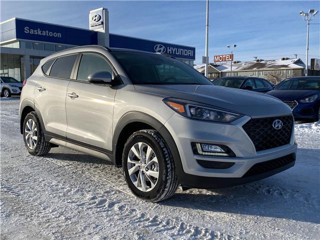 2021 Hyundai Tucson Preferred w/Sun & Leather Package (Stk: 50148) in Saskatoon - Image 1 of 14