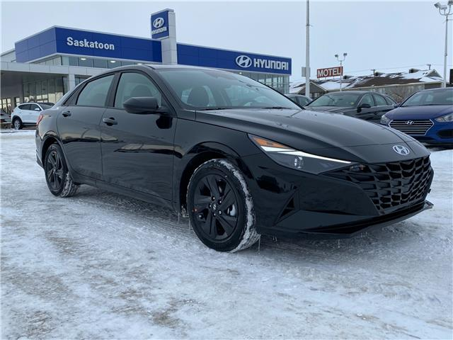2021 Hyundai Elantra Preferred (Stk: 50144) in Saskatoon - Image 1 of 14
