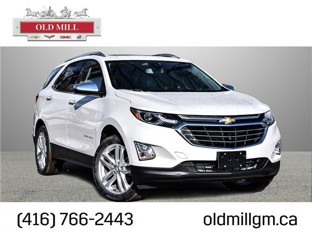 2021 Chevrolet Equinox Premier (Stk: M6145094) in Toronto - Image 1 of 22